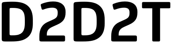 Logo Disk2Disk2Tape
