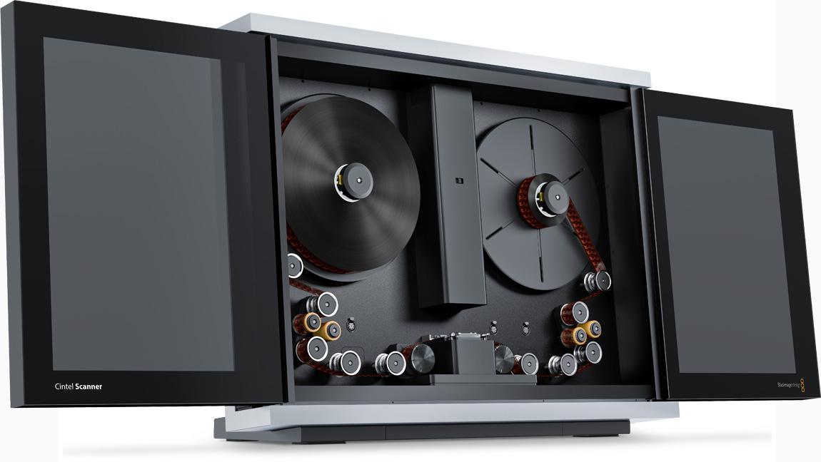 Blackmagic Cintel Scanner